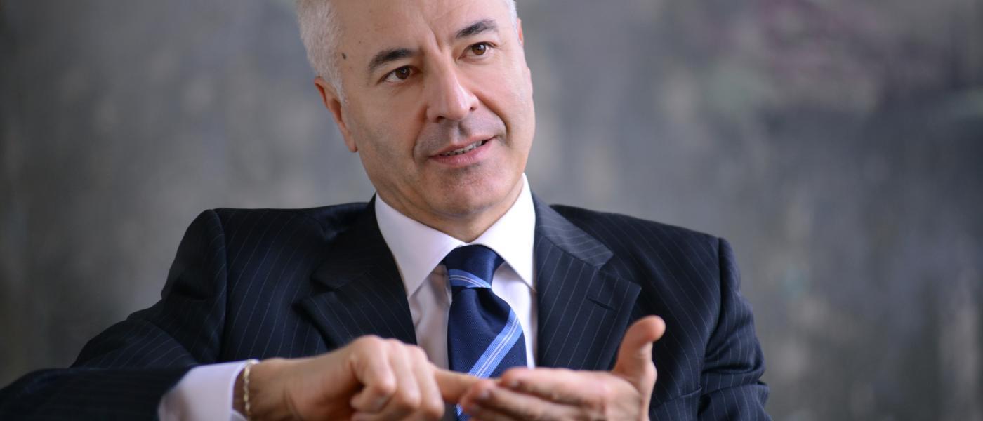 Ferrero-Chef Carlo Vassallo