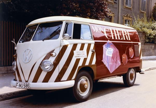Mon Chéri VW Bulli