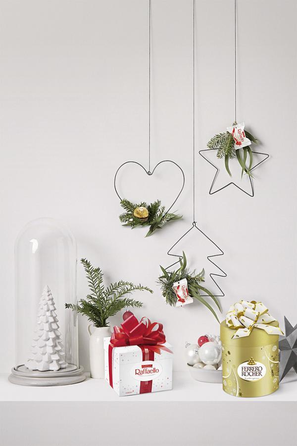 Raffaello Weihnachtspackung