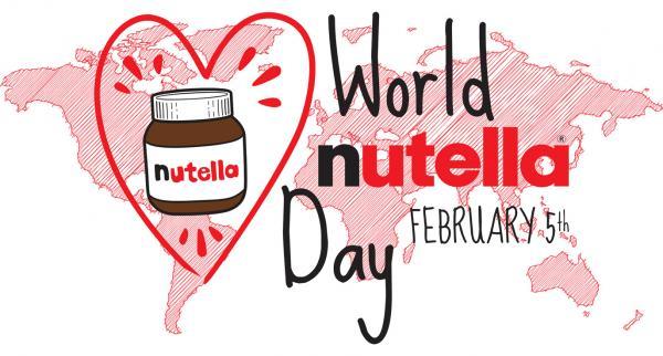 Für alle, die nutella lieben: World nutella Day